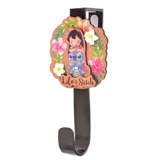Japan Disneystore Disney Store Lilo & Stitch Stitch Day Door Hook Preorder
