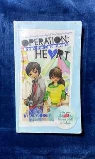 Wattpad book (Operation break the casanova's heart)
