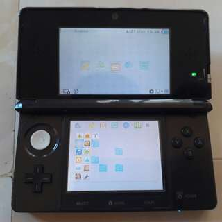 3ds limited edition and DS with 3 pokemon games