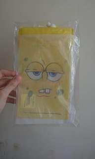 Sponge Bob Waterproof Small Bag