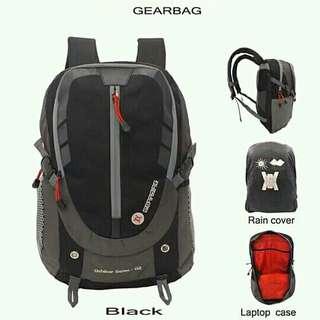 💕tas ransel gear bag   💕 detail cek pict   💰IDR 125000