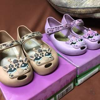 Mini Melissa set size 8
