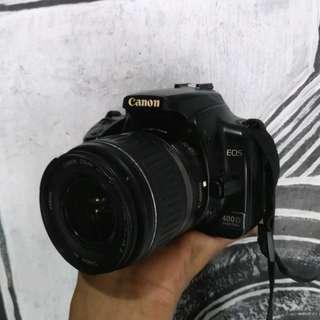Kamera Dslr Canon 400D