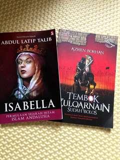 Novel Sejarah Islam