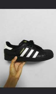 Adidas superstar authentic us10