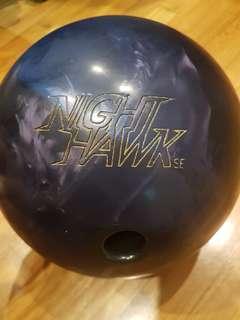 AMF Night Hawk Special Edition Bowling Ball