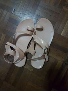Jelly Sandals (size 39)