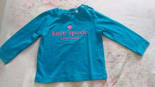 Long sleve Kate spade