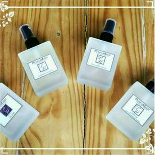 PerfuMary Oil-based Inspired Fragrances