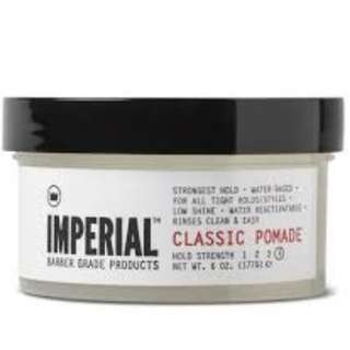 Imperial Barbers Classic Pomade