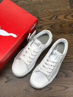 PUMA Smash Vulc CanvasV2 情侶款