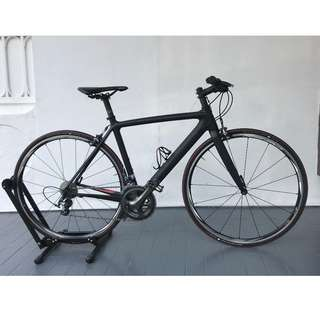 Full Carbon Hybrid Commuter Bike Bicycle Ultra light