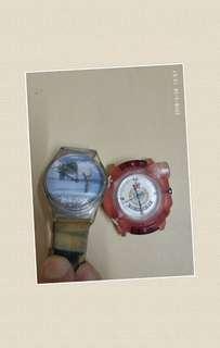 電子錶唔行 兩隻十元