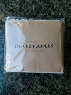 Oliver Peoples Tote Bag