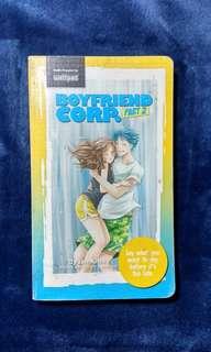 Wattpad book (boyfriend corp.)