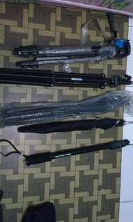 Tripod+sarung+payung