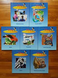 Disney Children's Encyclopedia