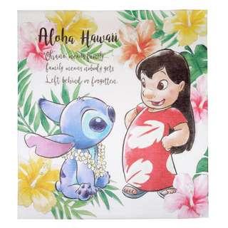 Japan Disneystore Disney Store Lilo & Stitch Stitch Day Multi Cloth Preorder