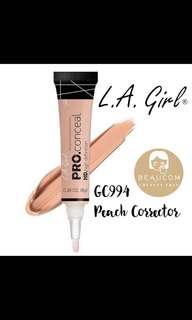 NEW INSTOCK LA Girl Pro Concealer Peach Corrector
