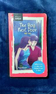 Wattpad book (the boy next door part 1)