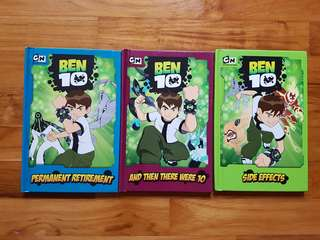 Ben 10 Books