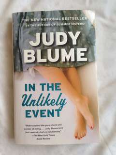 In the Unlikely Event - Judy Bloom