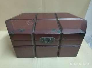 首飾箱..12x33cm