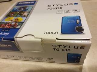 防水相機 (Stylus Olympus)