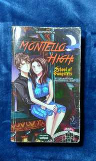 Wattpad book (montello high)