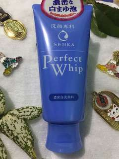 Shiseido Senka Perfect Whip Cleansing Foam