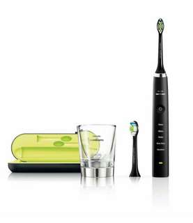 Philips sonicare diamondclean toothbrush (black)                                                            Free delivery with t&c apply