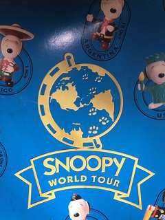 Snoopy WORLD TOUR 2 (1999)