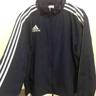 Adidas 3-Striped Blue Full Tracksuit