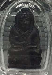 *LP Kasem. Phra Chai Wat. Wat SusanTrairak. 2538. 1.5cm. $25/pc