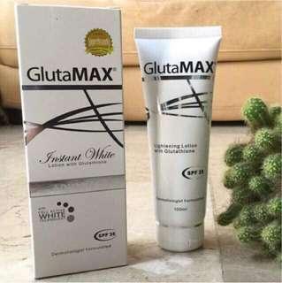 MAY 18 GLUTA MAX LOTION (VSY)