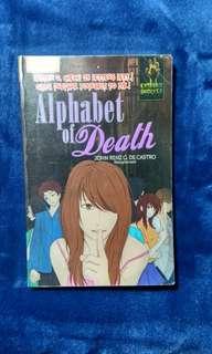 Wattpad book (alphabet of death)