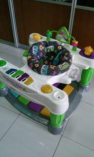 Fisher Price Little Superstar Step'n Play Piano