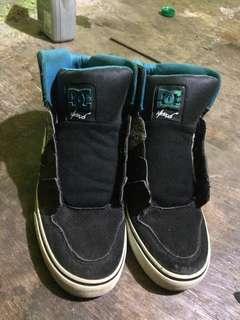 ORI!! Sepatu DC Edisi KENBLOK SIZE 43/44 sepatu dc