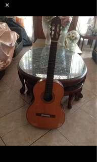 Guitar Yamaha C390
