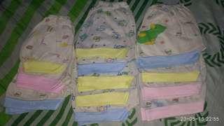 Celana bayi 12pcs