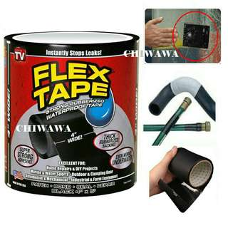 FLEX TAPE STRONGLY ADHESIVE