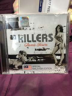The Killers - Sam's Town Audio CD