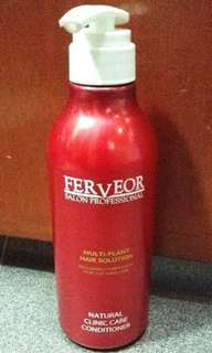 FERVEOR Natural Clinic Care Conditioner 500ml
