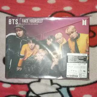 BTS- FACE YOURSELF B EDITION [SEALED AND UNSEALED]