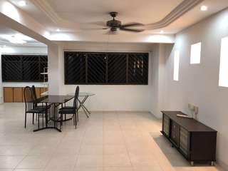 HDB High Floor Whole unit Rental