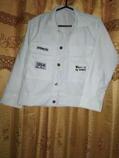 #mausupreme Jacket Patch