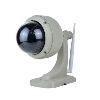 FHD Waterproof IP Camera X4 - PTZ, Sony CMOS Sensor, Wi-Fi, Motion Detection, Night Vision (CVAIA-I630)