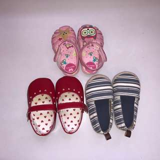 Baby Shoes 6M - 9M