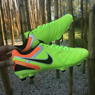 Nike Super Ligera 3 Green Orange