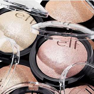 Baked Highlighters by Elf Cosmetic